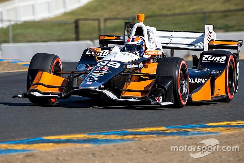 Andretti Autosport uncertain over Sonoma progress