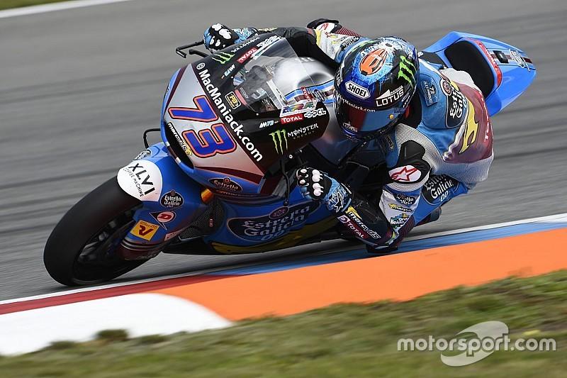 Alex Marquez: Saya mencoba sekuat tenaga samai Marc