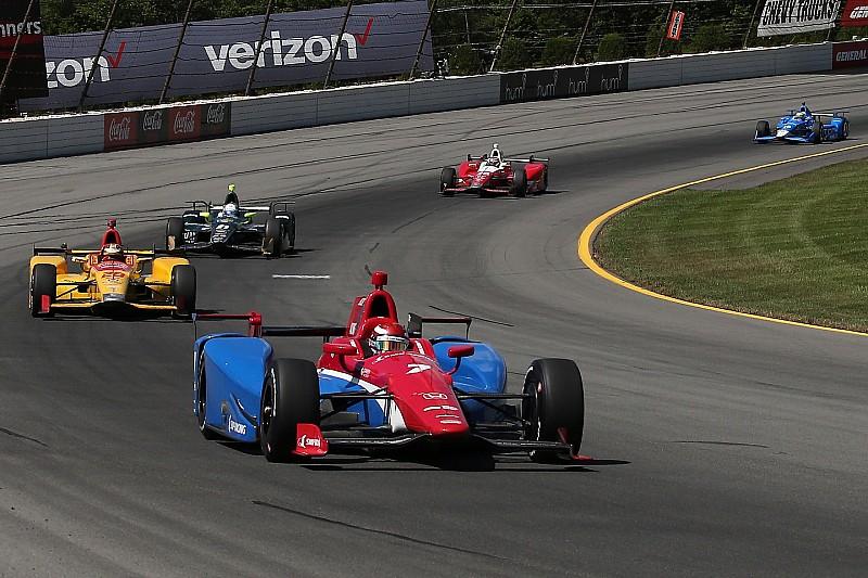 IndyCar: Mihail Aljosin marad az SPM-nél!