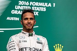 """Hamilton: """"The moment you give up, you're doomed"""""""
