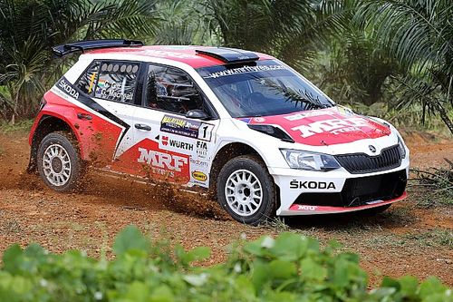 MRF signs as official tyre supplier of Australian Rally Championship