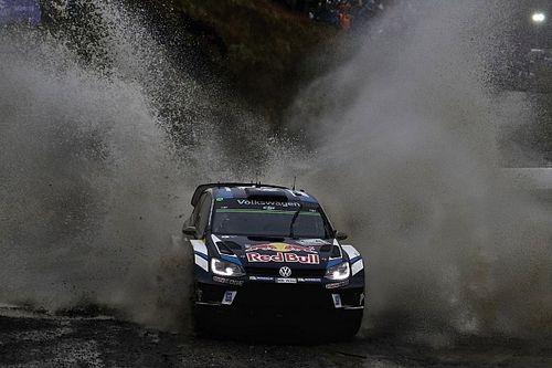Wales WRC: Ogier pulls out big lead as Latvala falls back