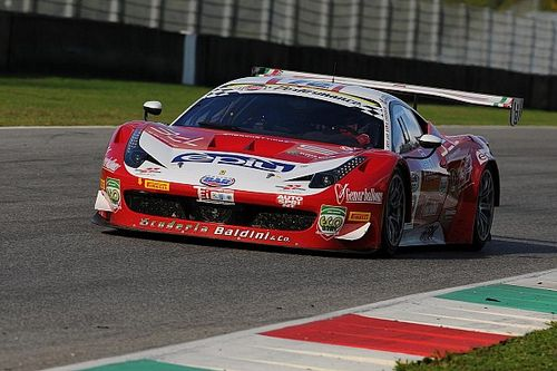 La Scuderia Baldini 27 in Super GT3 con Malucelli e Cheever