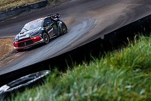 Germany WRX: Solberg takes lead as qualifying ends