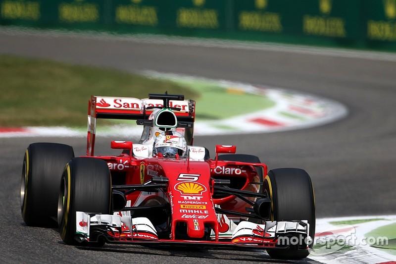 """Vettel """"positive"""" on Ferrari engine upgrade"""