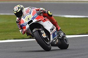 FP2 MotoGP Silverstone: Pertajam catatan waktu, Iannone gusur Vinales