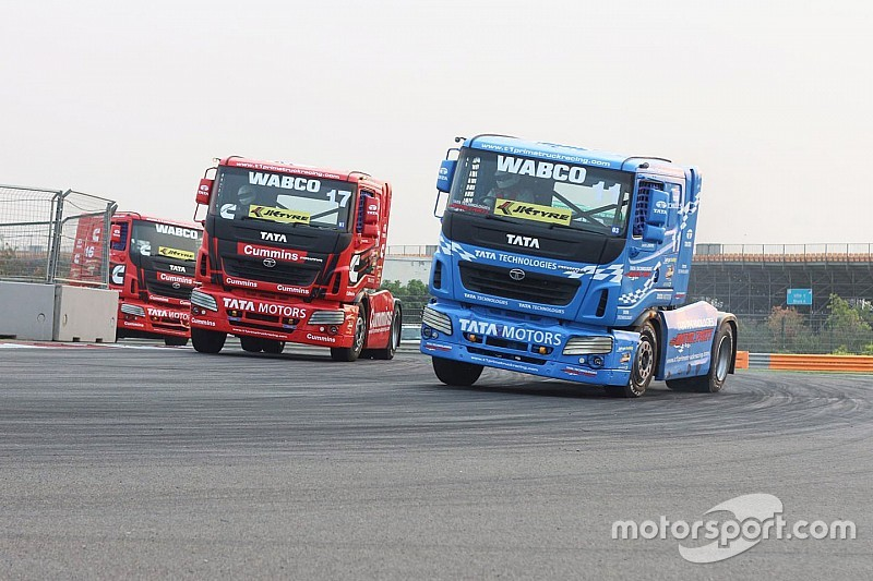Tata Prima set for biggest grid as ETRC drivers join one-make series