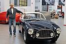 Ferrari restaureert unieke 225E die dertig jaar geleden afbrandde