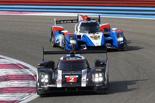 Porsche быстрее всех на старте тестов WEC