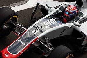 Haas working on Singapore upgrade