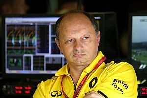 Vasseur appointed team principal as Renault tweaks structure