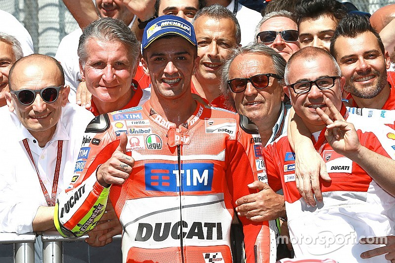 Iannone says poor start ruined home victory chances