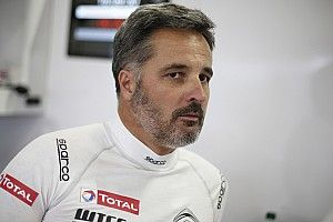 Retired champion Muller tests for Volvo in Portugal