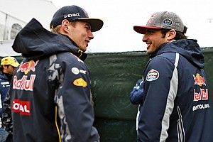 Verstappen exit good for Toro Rosso, says Sainz