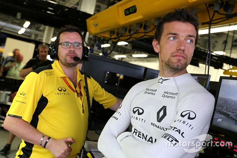 Palmer unhappy with Hamilton over Q1 off