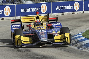 IndyCar Race report Alexander Rossi moves up to P5 in 2016 Verizon IndyCar Series Championship