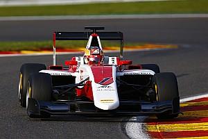 GP3 Репортаж з кваліфікації GP3 у Спа: поул в Леклера, Альбон робить критичну помилку
