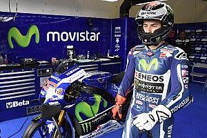 Andai tidak wet race, Lorenzo bisa pimpin klasemen