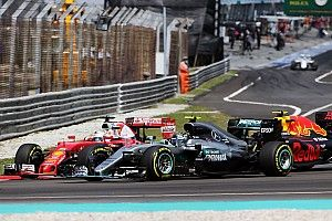 """Rosberg says Vettel """"out of control"""""""
