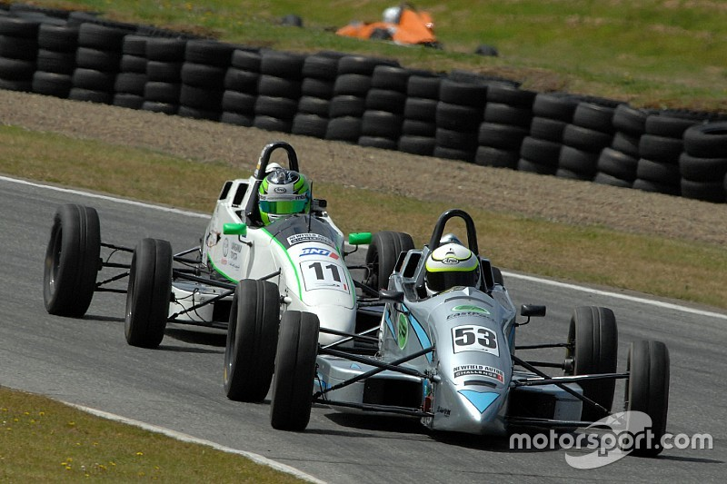 Michael Scott earns place in Mazda Road To Indy Shootout