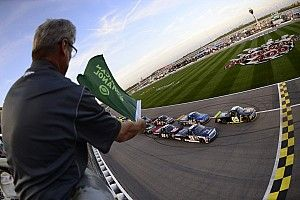 NASCAR Trucks return to action at Kansas