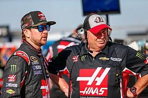 Tony Gibson welcomes change at SHR as he comes off the road