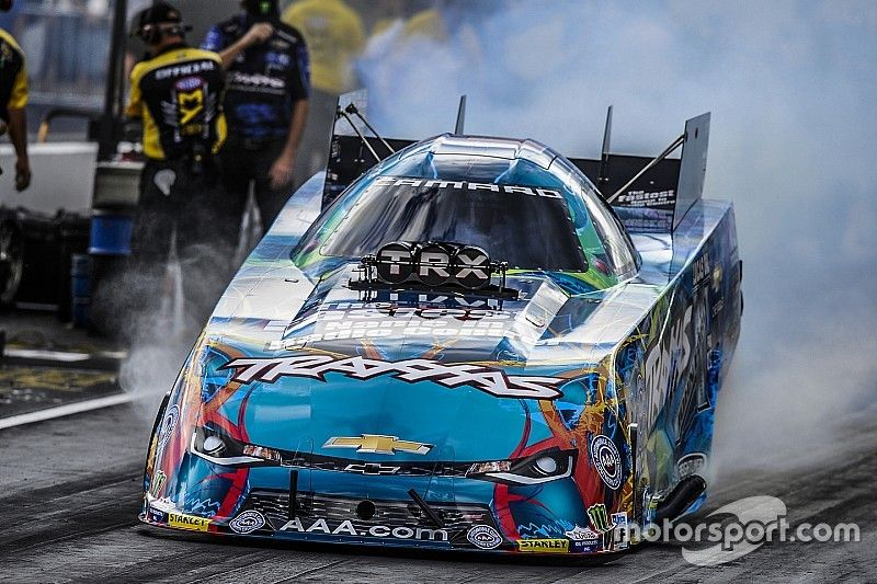 Courtney Force escapes serious injury from Seattle incident