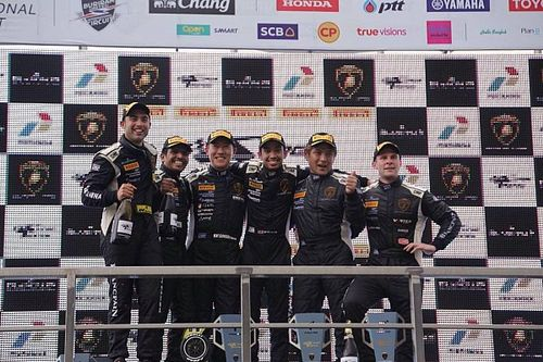 Buriram Super Trofeo: Ebrahim/Malagamuwa score another double podium