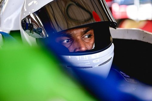 Tharani to compete in Mazda Road to Indy shootout