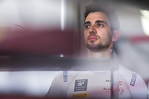Simmons primed for 'special' Spa race