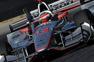 IndyCar Репортаж з практики Пауер встановлює рекорд кола в Мід-Огайо