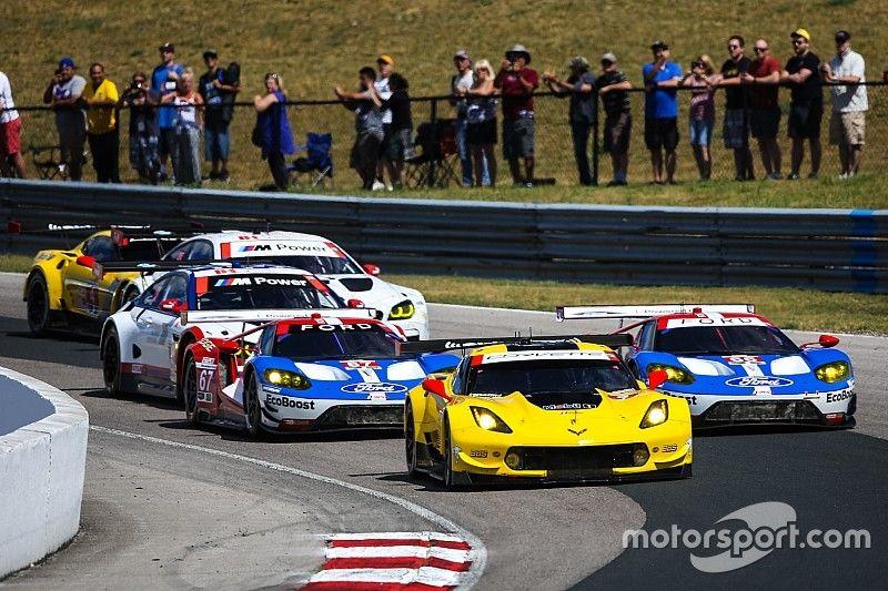 Jan Magnussen: Corvette back on podium, but no stopping Ford