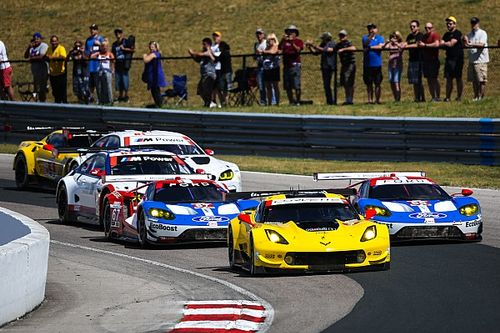 Jan Magnussen: Corvette back on podium, but no stopping Ford