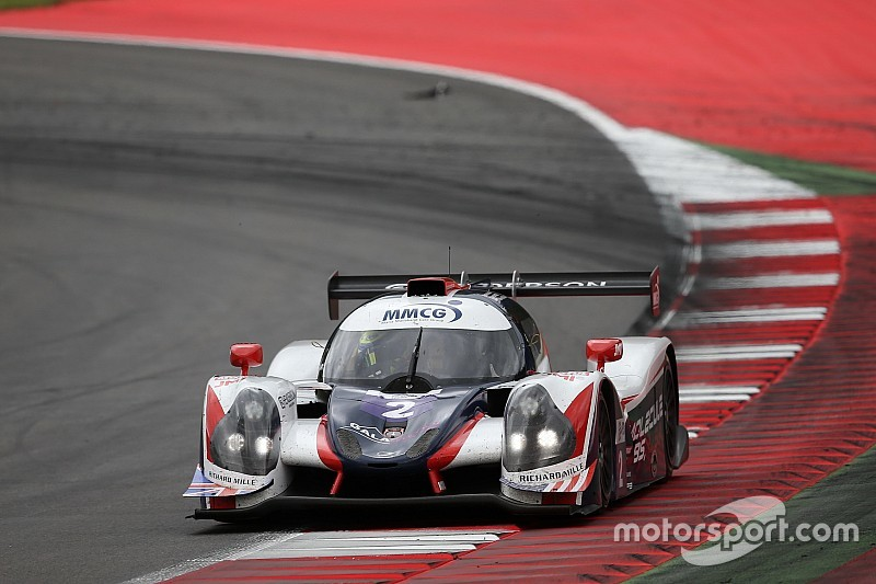 United Autosports scores third consecutive ELMS victory