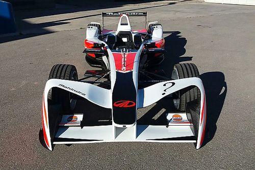 Sayap depan baru Formula E membagi opini para pembalap