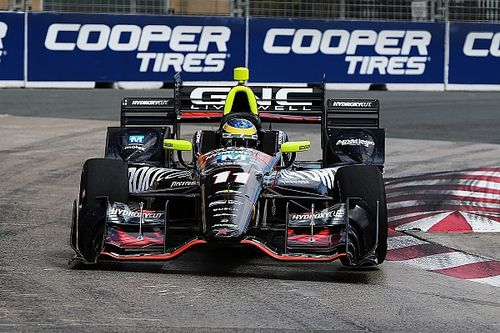 Bourdais expects difficult race, attacks aero package