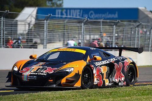 Townsville Australian GT: Quinn takes last-lap win