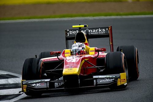 Silverstone GP2: King holds off Ghiotto for home sprint win