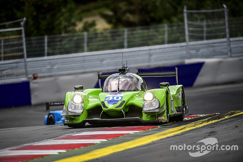Top Six Start for Krohn Racing at the 4 Hours of Red Bull Ring