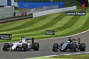 Force India won't compromise 2017 in fight with Williams