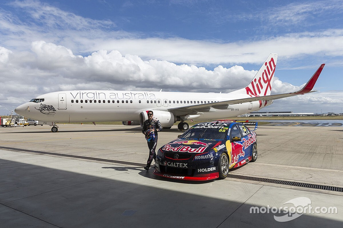 Supercars in dialogue with embattled backer