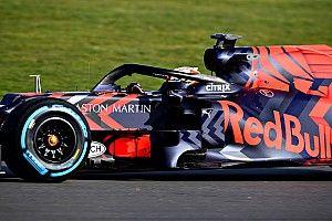 """Verstappen a """"le sourire"""" après avoir piloté la Red Bull-Honda"""