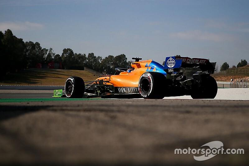 McLaren представит машину на следующий день после Red Bull