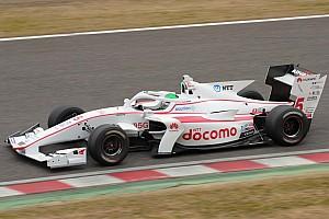 Fukuzumi lidera el último día de pruebas de la Súper Fórmula en Suzuka