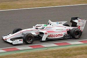 Fukuzumi tops final day of Suzuka Super Formula test