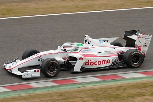 Fukuzumi tops final day of Suzuka Super Formula test
