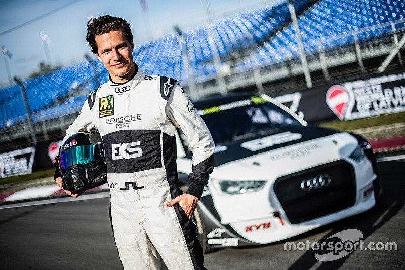 Ekstrom's team makes U-turn on World RX exit