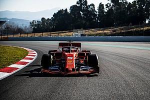Csak a második téli teszten debütál az igazi 2020-as F1-es Ferrari
