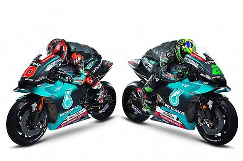 Rossi: Motor SRT sangat mirip dengan pabrikan Yamaha