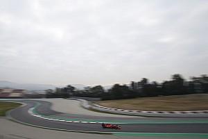 F1バルセロナ公式テスト:3日目午前タイム結果